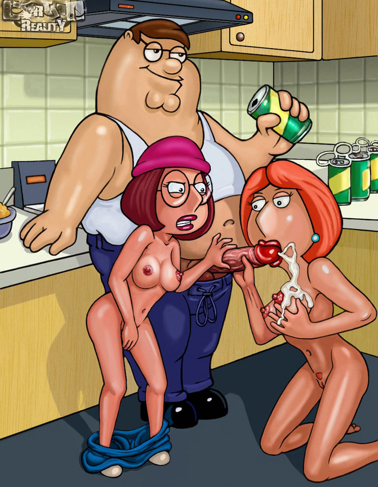Family Guy anime porn