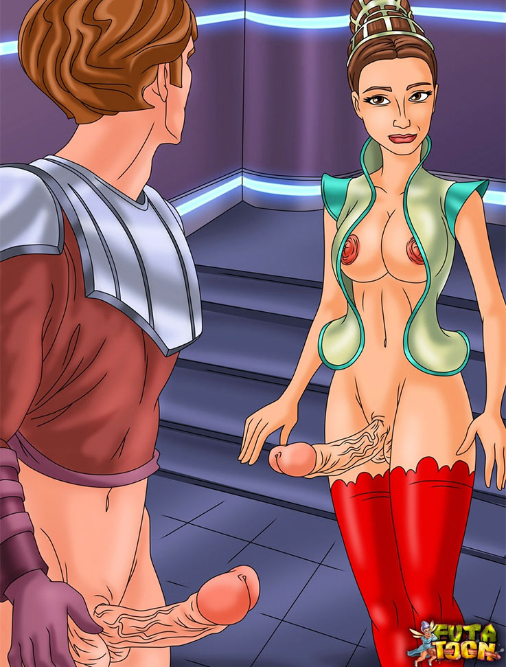 Free star wars alien cartoon sex