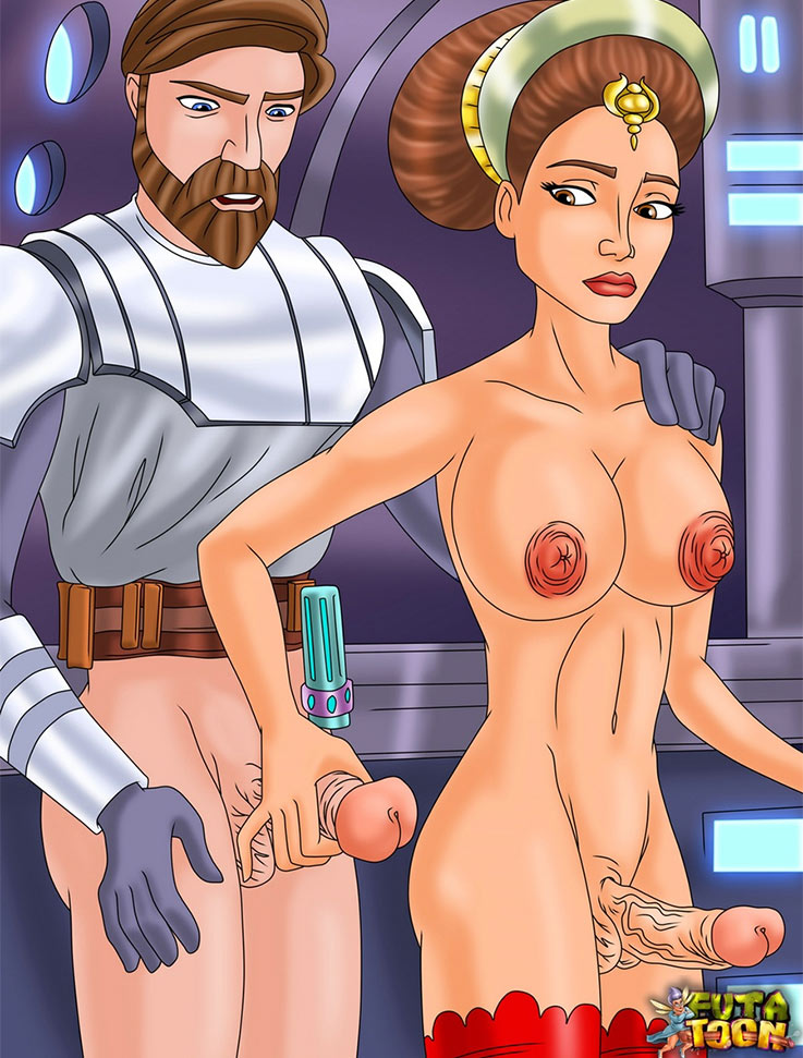 animated star wars porn